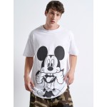 MICKEY 3D SMILE T-shirt - Vagrancy lifestyle eshop για Casual ανδρικά και γυναικεία Ρούχα