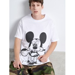 MICKEY 3D SMILE T-shirt - Vagrancy lifestyle eshop for Casual men and women clothes