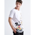 Handmade Mickey T-SHIRT | Vagrancy lifestyle eshop for Casual Clothes