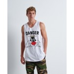 DANGER sleeveless | Vagrancy lifestyle eshop for Casual Clothes