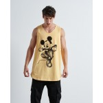 MICKEY Sketch sleeveless | Vagrancy lifestyle eshop for Casual Clothes