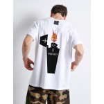 COFFIN LIGHTER T-shirt - Vagrancy lifestyle eshop for Casual men and women clothes