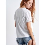 VAGRANCY Rolling  WOMAN T-shirt - Vagrancy lifestyle eshop for Casual men and women clothes