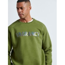 Silver Vagrancy Sweater