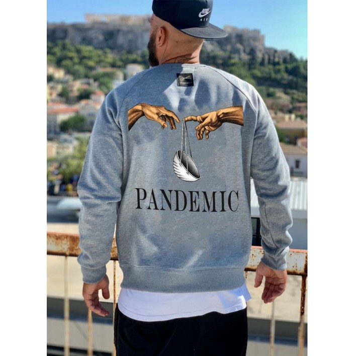 PANDEMIC Sweater - Vagrancy lifestyle eshop for Casual men and women clothes