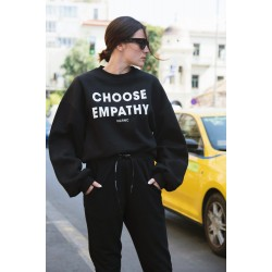 CHOOSE EMPATHY Φούτερ - Vagrancy lifestyle eshop for Casual men and women clothes