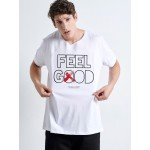 Feel God T-shirt - Vagrancy lifestyle eshop for Casual men and women clothes