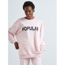 POPULAR PINK SWEATER - Vagrancy lifestyle eshop for Casual men and women clothes