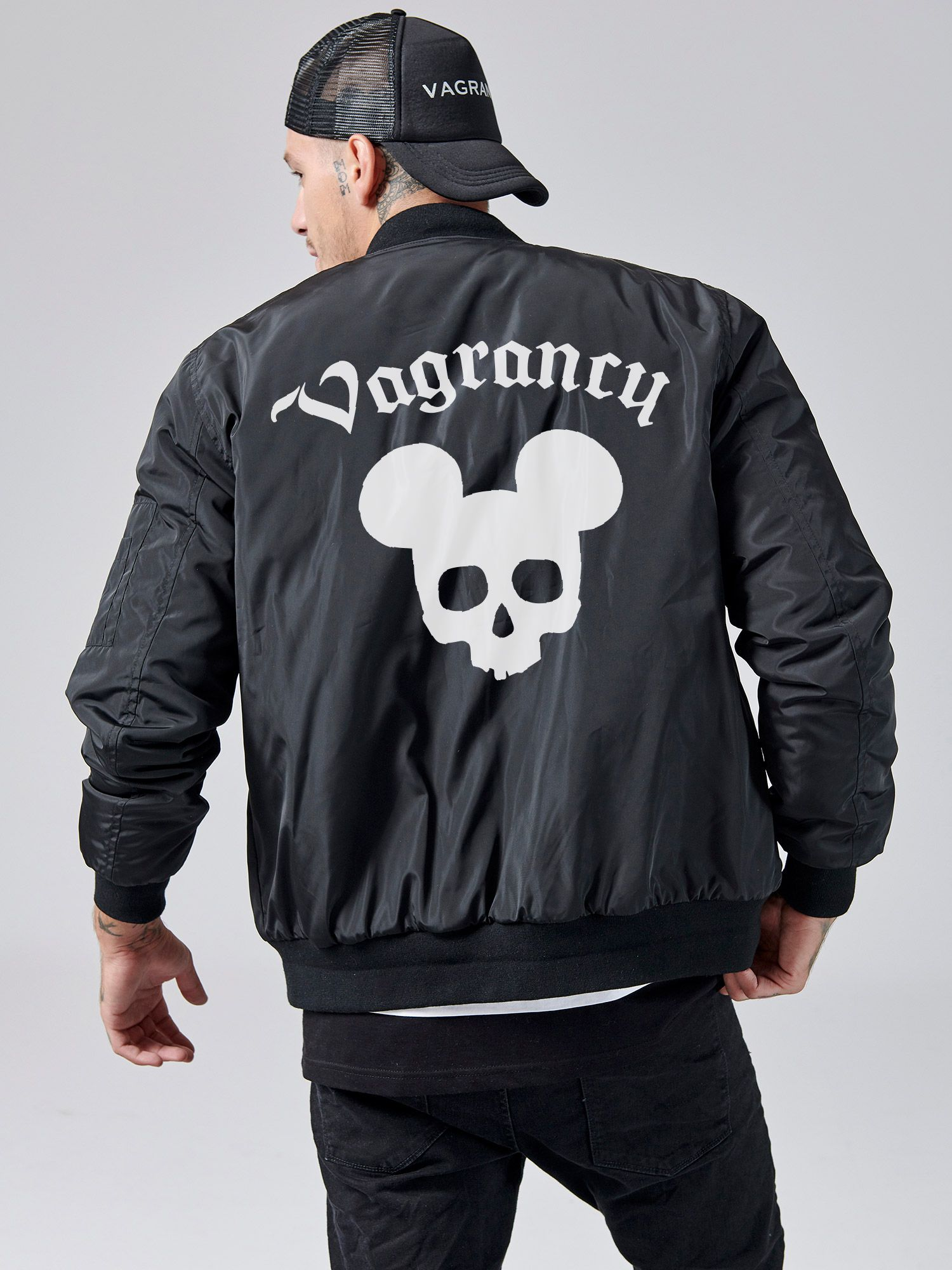Bomber Mickey Vagrancy