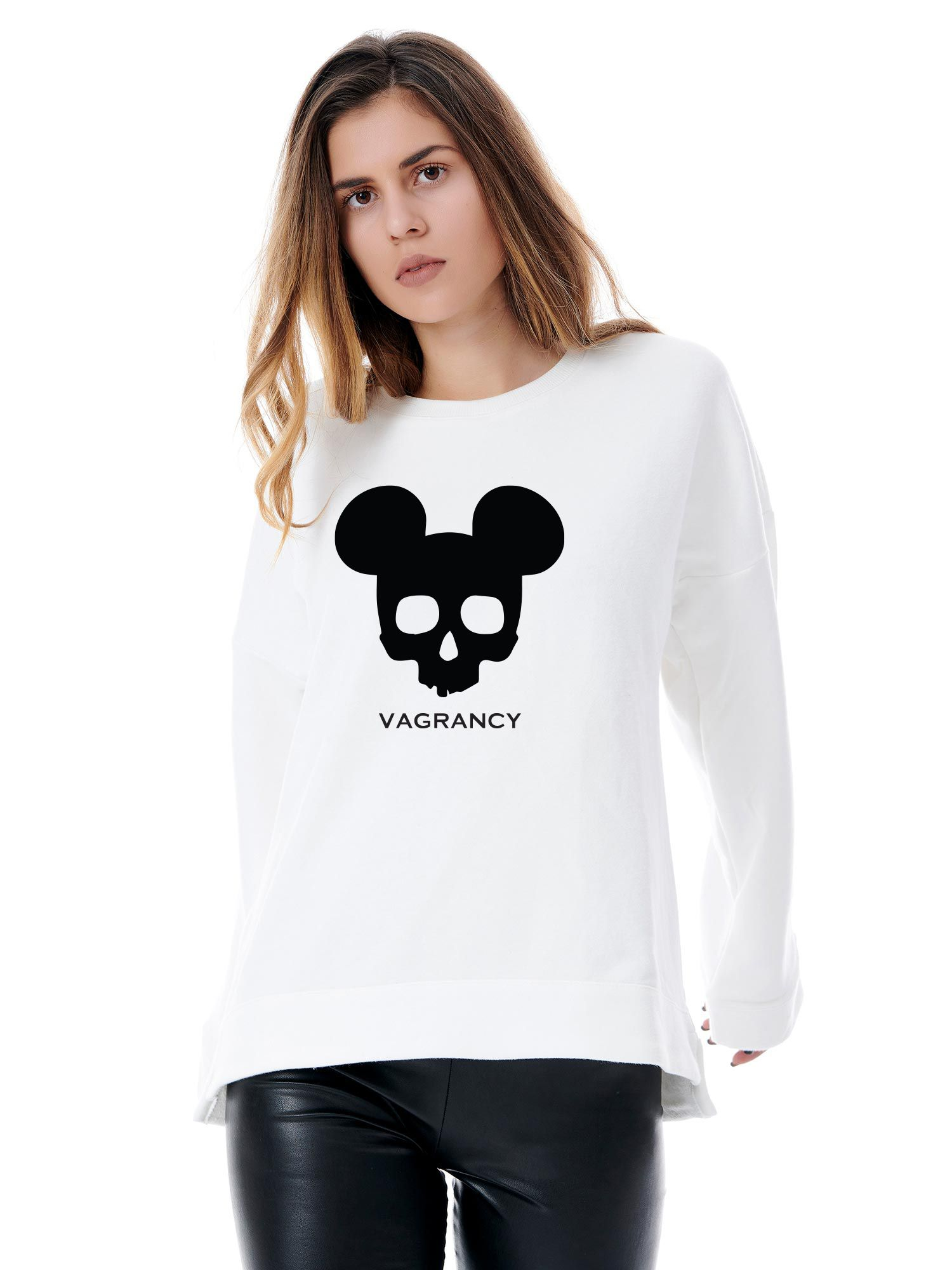 MICKEY LOOSE SWEATER