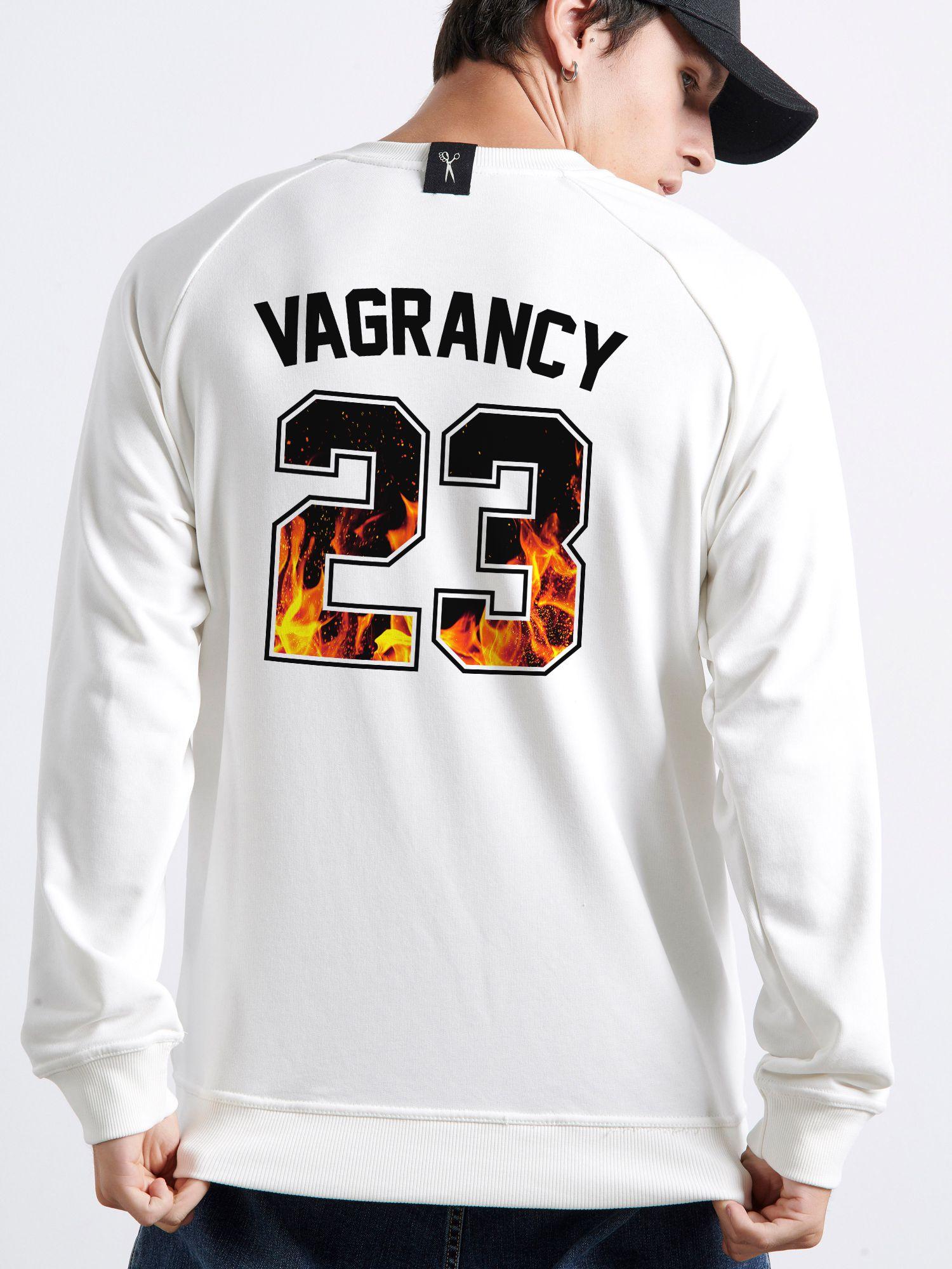 23 Vagrancy Φούτερ