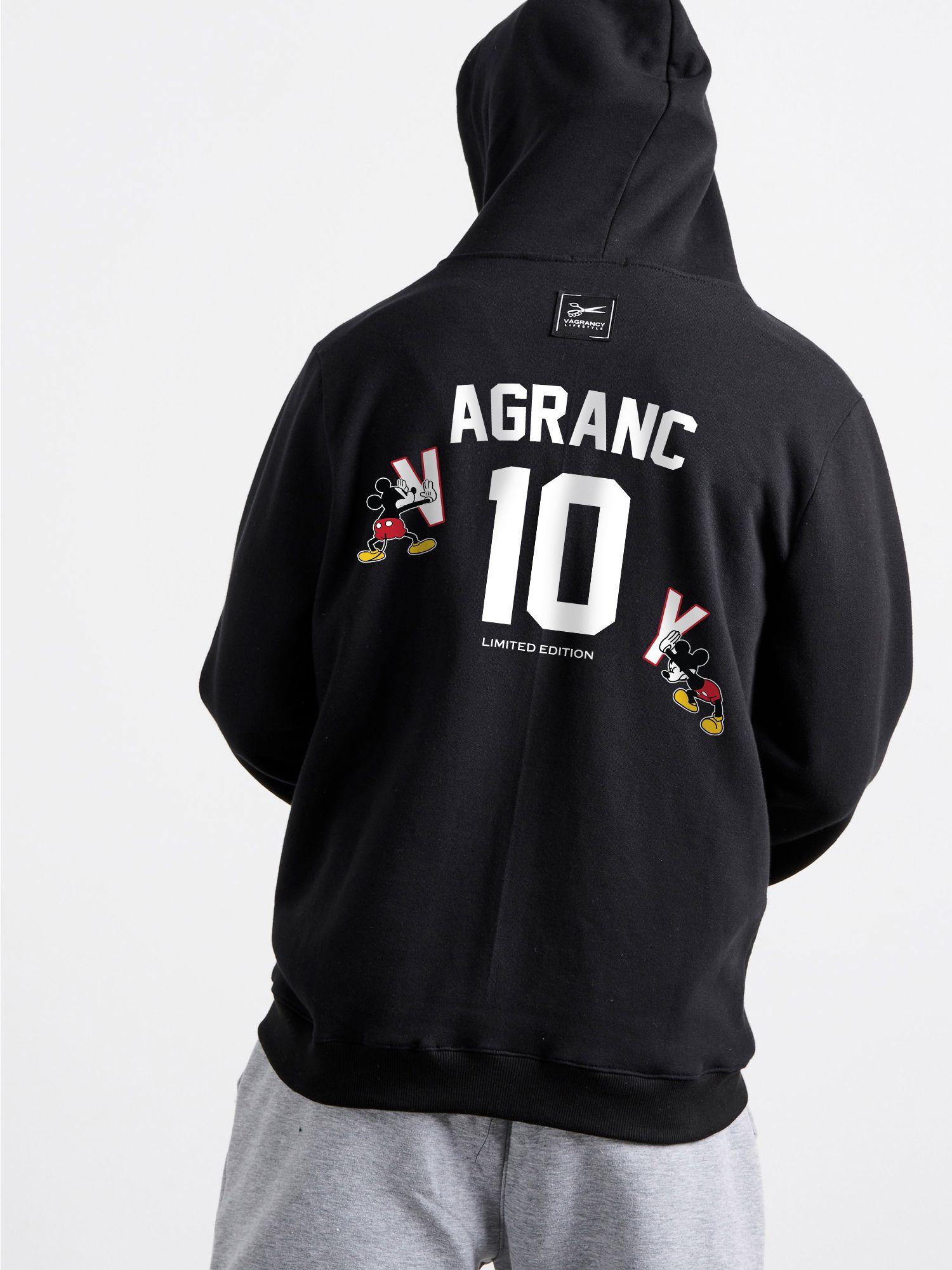Vagrancy 10 hooded Jacket