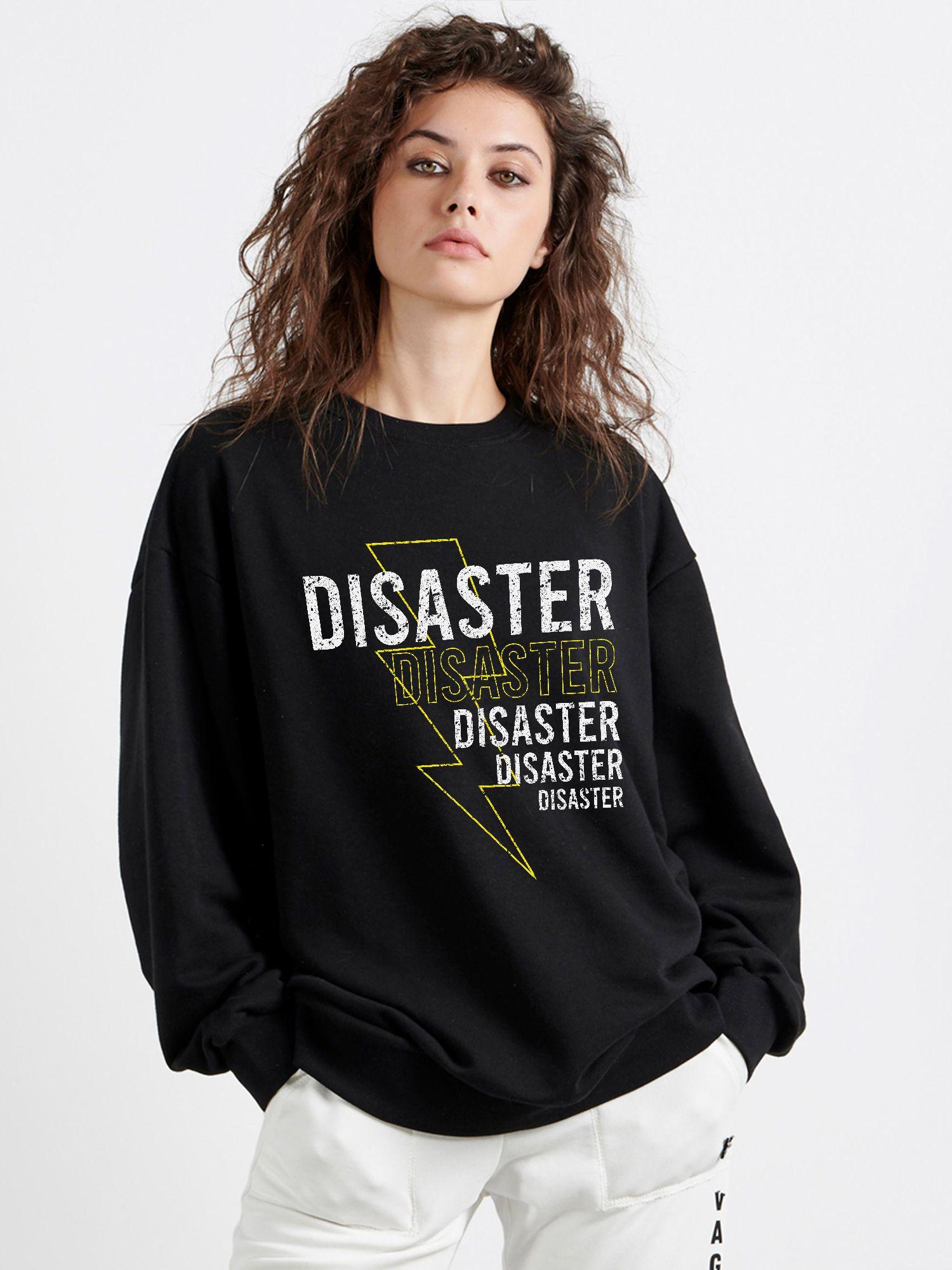 DISASTER Φούτερ