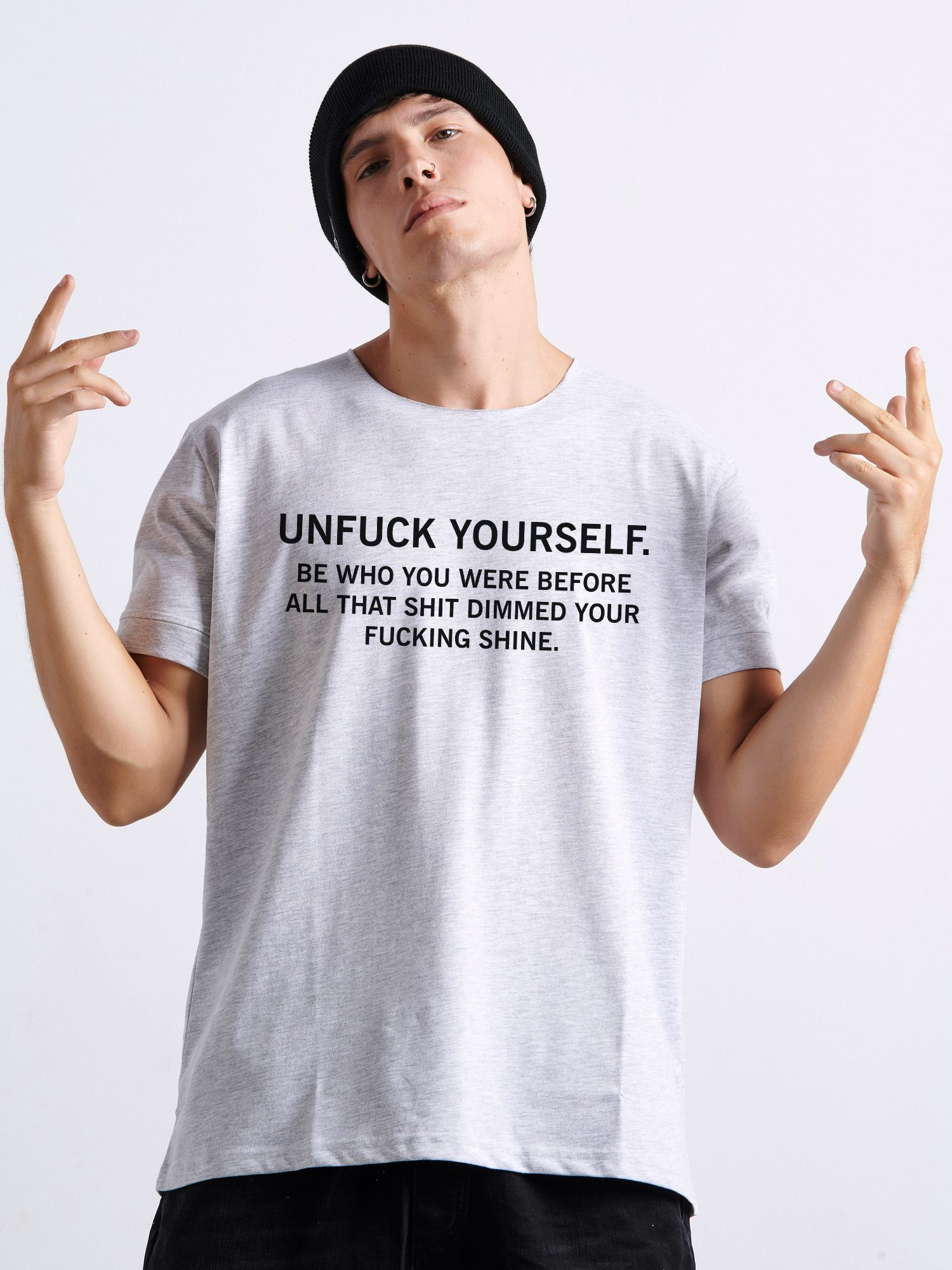 UNF* YOURSELF T-shirt
