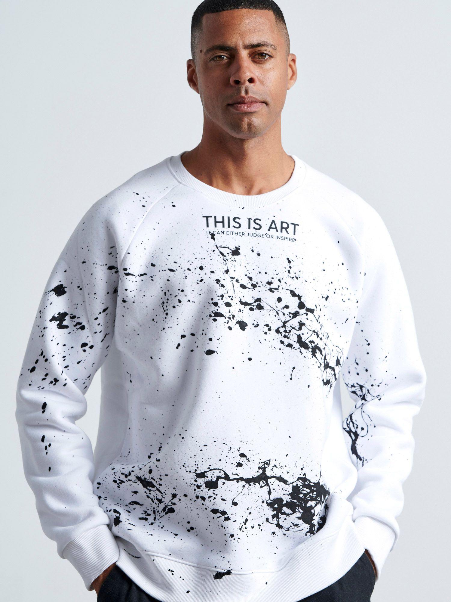 ART Handmade Sweater