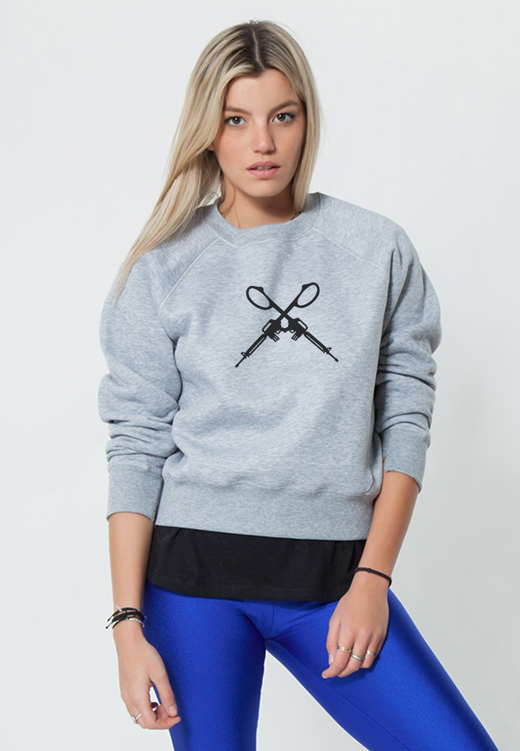 Guns Sweater