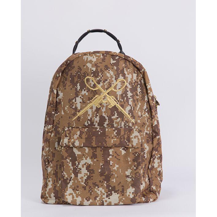 Army Brown Backpack
