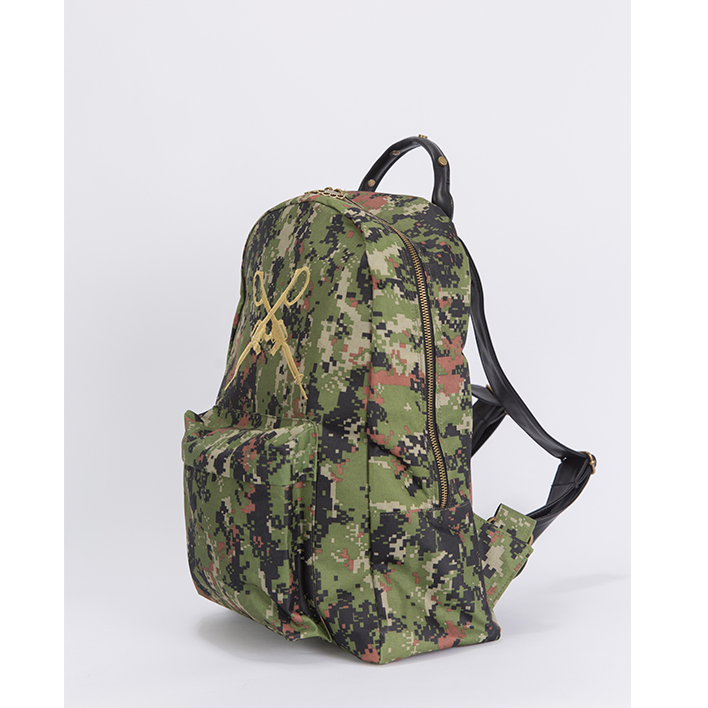 Army Khaki Backpack